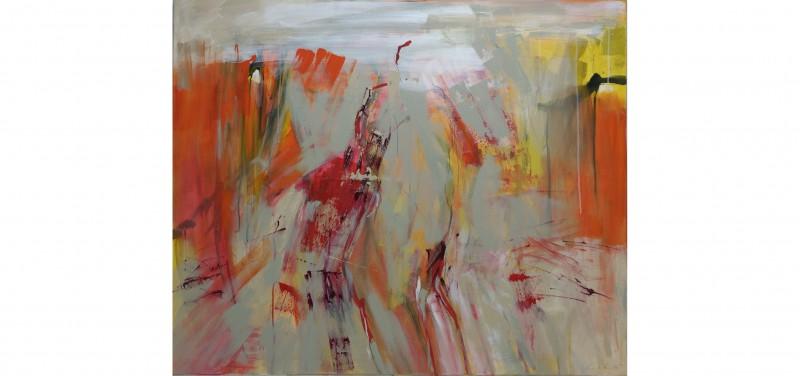 Schutzlos-2015-Acryl Leinwand-100x120